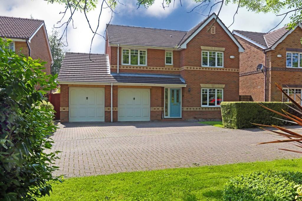 4 Bedrooms Detached House for sale in Hatfeild View, Wakefield