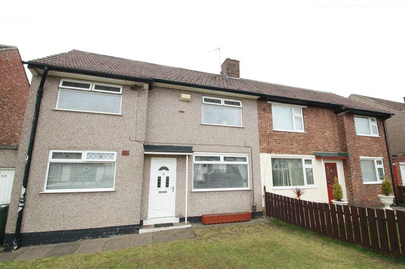 2 Bedrooms Semi Detached House for sale in Rushyford Avenue, Roseworth, Stockton, TS19 9BE