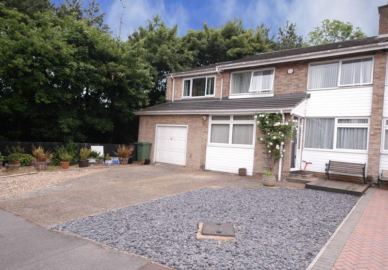 4 Bedrooms Semi Detached House for sale in Boxley Close, Maidstone