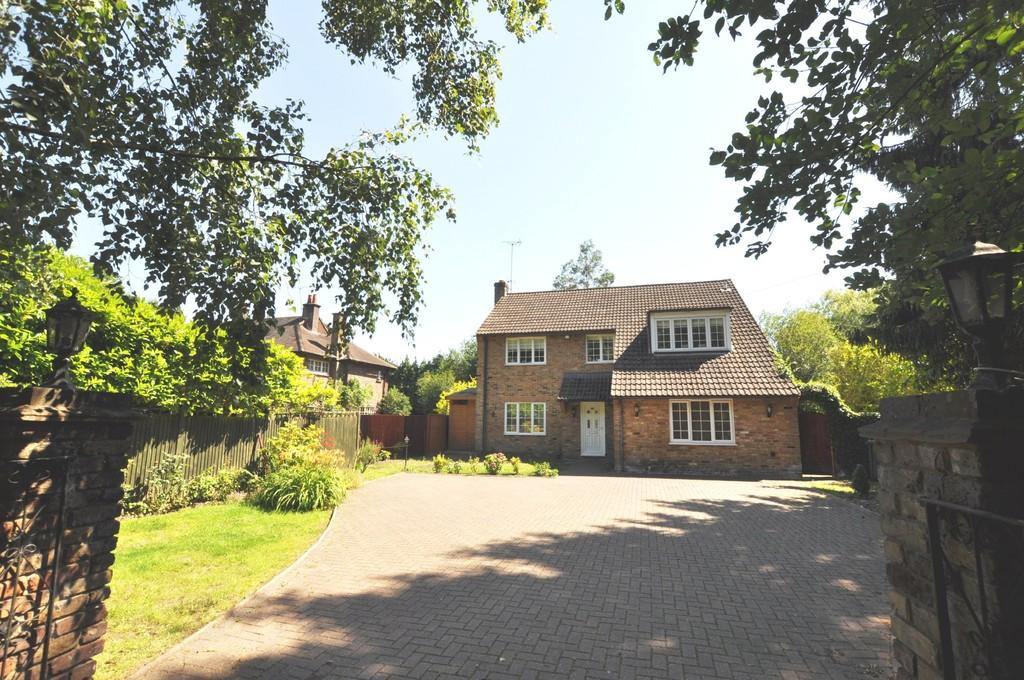 4 Bedrooms Detached House for sale in Guildford Road, Normandy