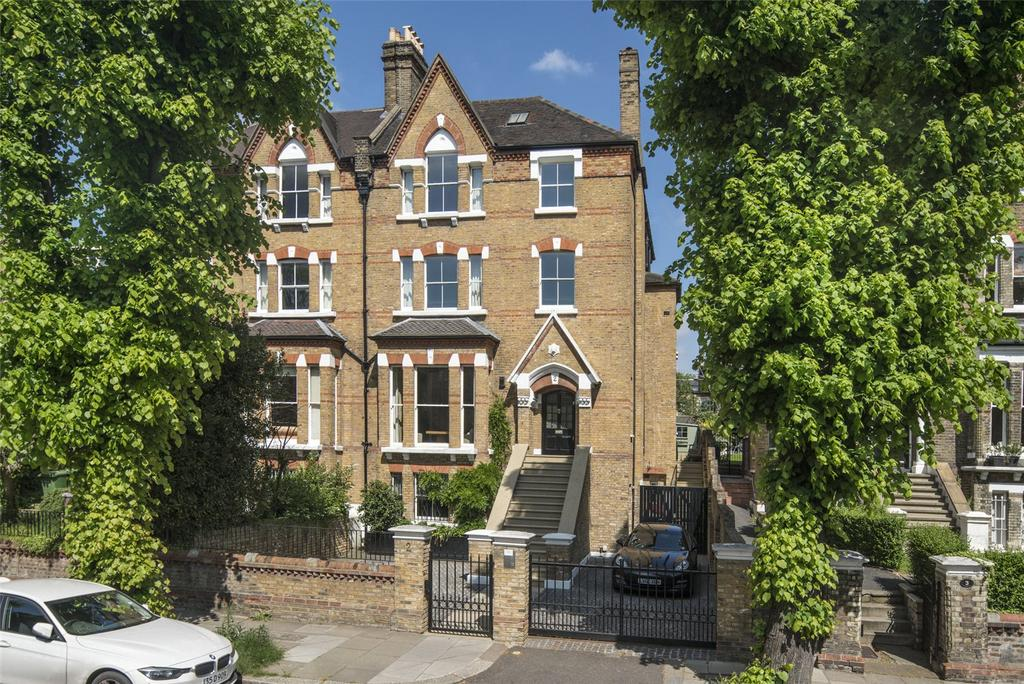 8 Bedrooms Semi Detached House for sale in Lyndhurst Road, Hampstead, London, NW3