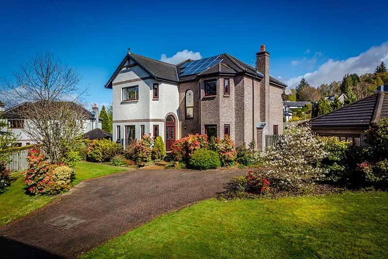 5 Bedrooms Detached House for sale in 3 Queens Point, Shandon, Helensburgh, G84