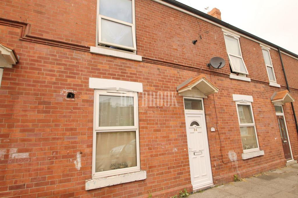 2 Bedrooms Terraced House for sale in Hatherley Road, Eastwood