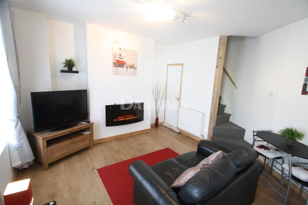 1 Bedroom End Of Terrace House for sale in Beaufort Rise, Beaufort, Ebbw Vale, Gwent