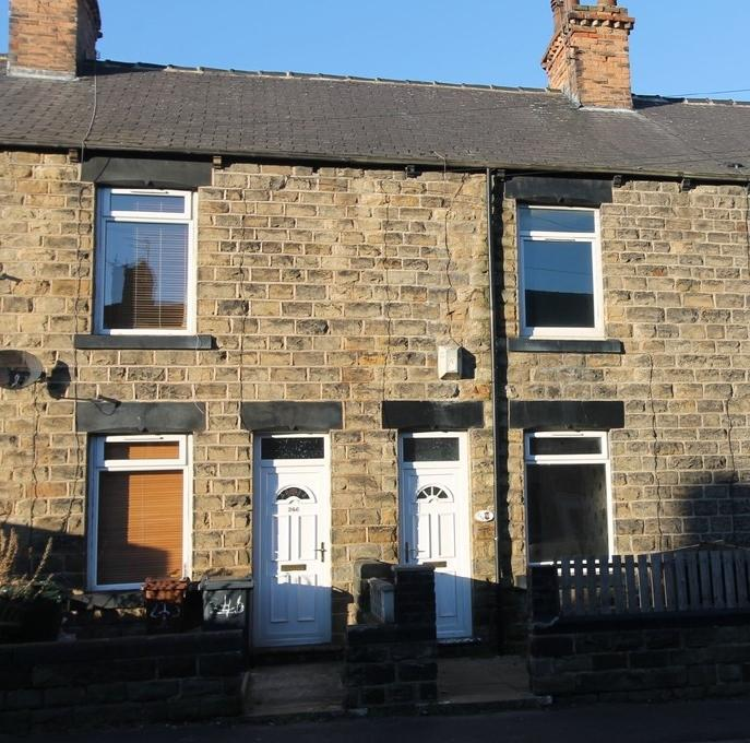 2 Bedrooms Terraced House for sale in Hough Lane, Wombwell, Barnsley, South Yorkshire S73