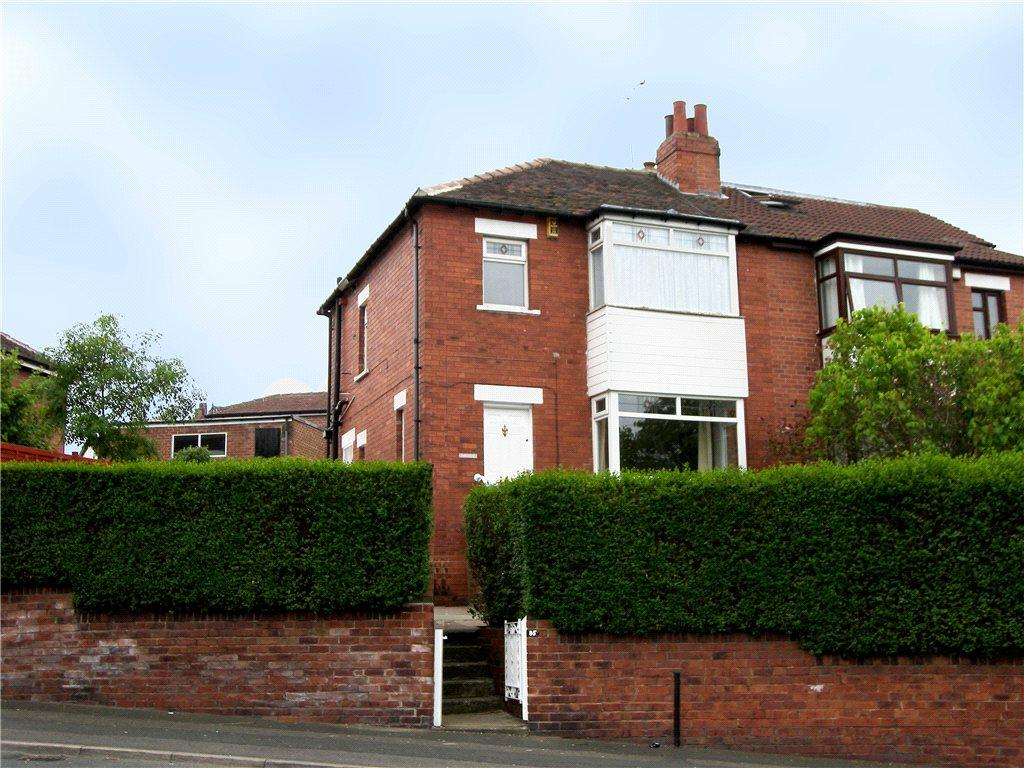 3 Bedrooms Semi Detached House for sale in Armley Ridge Road, Leeds, West Yorkshire