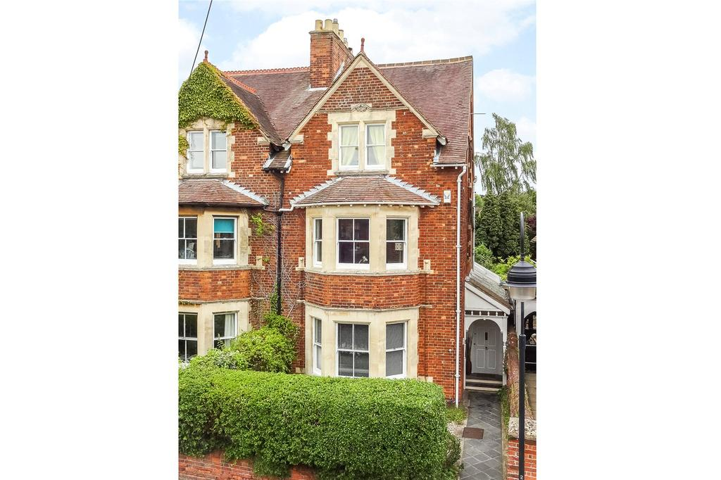5 Bedrooms Semi Detached House for sale in Kingston Road, Oxford