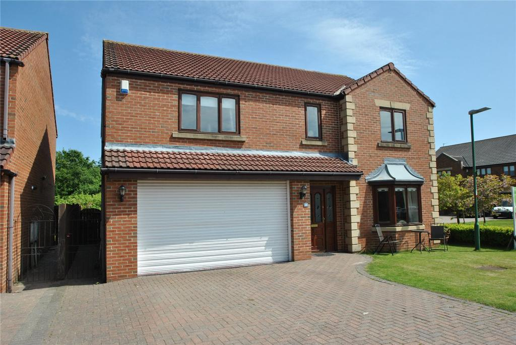 5 Bedrooms Detached House for sale in Maythorne Drive, South Hetton, County Durham, DH6