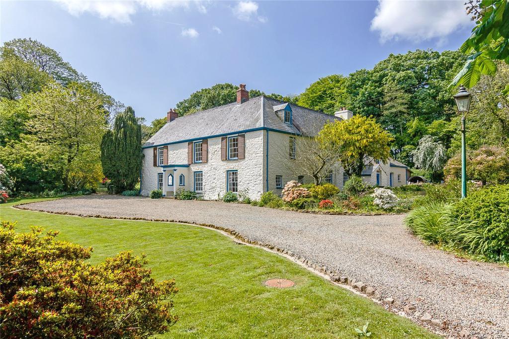 8 Bedrooms Detached House for sale in Welsh Hook, Nr Haverfordwest, Pembrokeshire, SA62