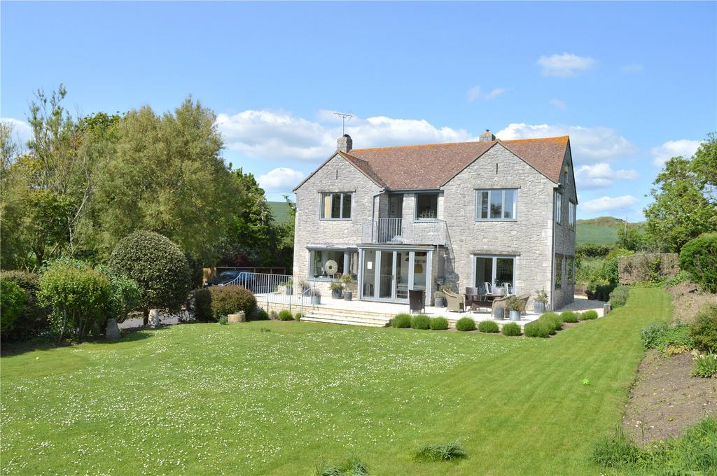 4 Bedrooms Detached House for sale in Fleet Road, Fleet, Weymouth, Dorset