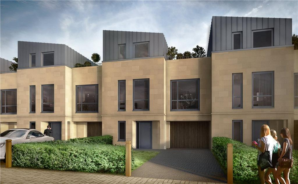 4 Bedrooms Residential Development Commercial for sale in Lansdown Square East, Granville Road, Bath, Somerset, BA1