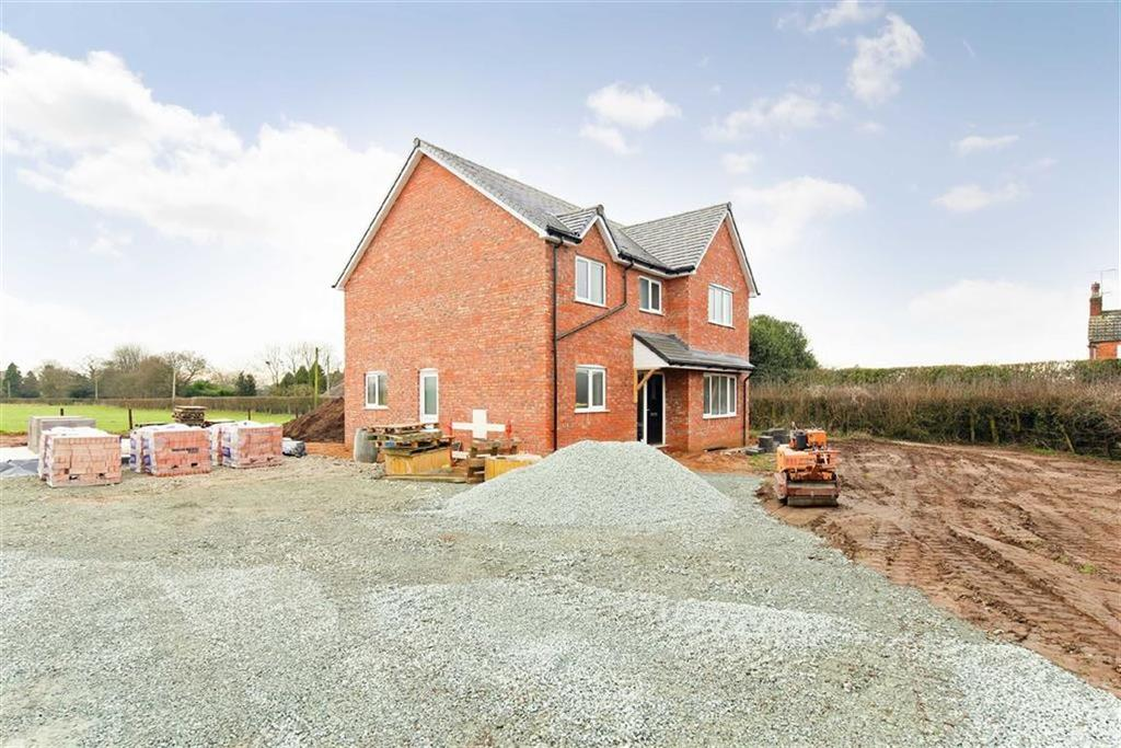4 Bedrooms Detached House for sale in Prees Heath, Nr Whitchurch, SY13