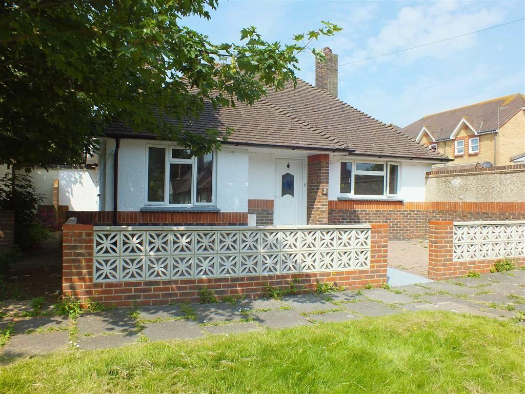 2 Bedrooms Detached Bungalow for sale in Vale Gardens, Portslade, East Sussex