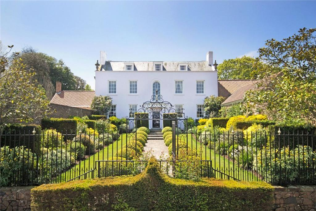 8 Bedrooms Detached House for sale in La Rue Des Beaucamps, Castel, Guernsey, GY5