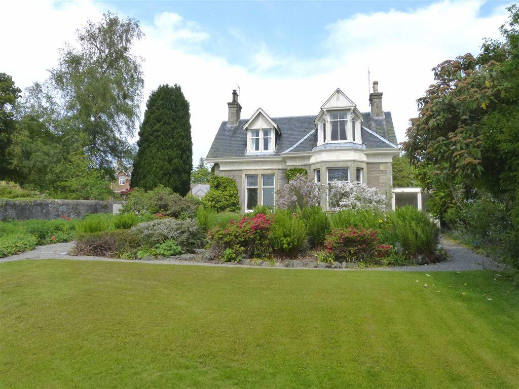 4 Bedrooms Detached House for sale in Highfield Road, Perth, Perth Kinross