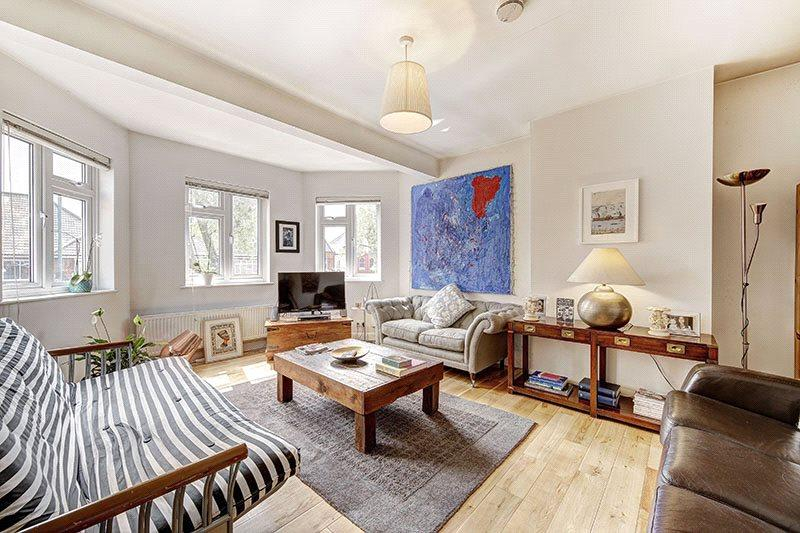 4 Bedrooms Flat for sale in The Avenue, Queen's Park, London, NW6
