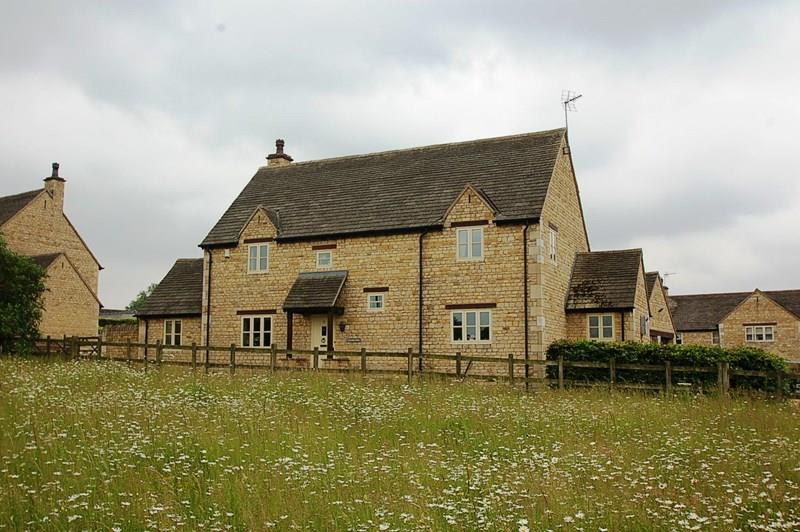 4 Bedrooms Detached House for sale in Bulwick, Near Oundle, PE8