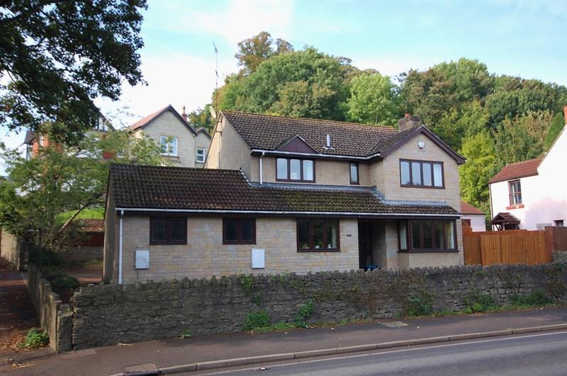 4 Bedrooms Detached House for sale in The Folly, Saltford, Bristol