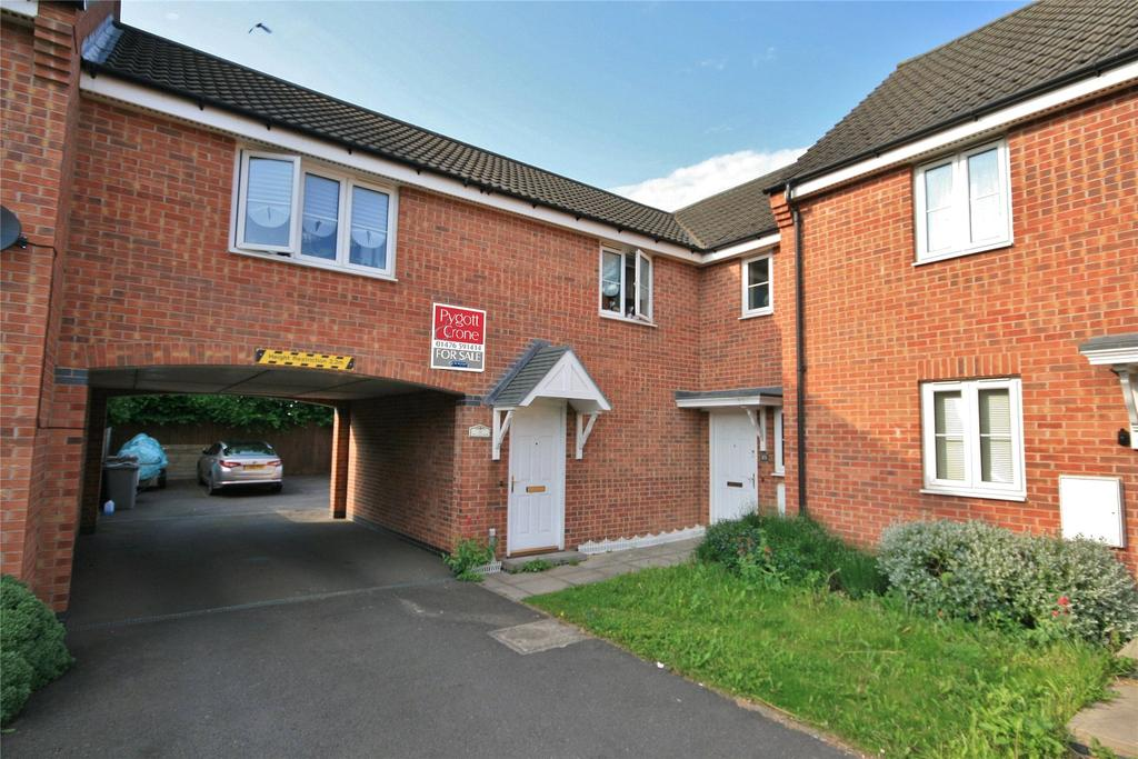 1 Bedroom Terraced House for sale in Hardwicke Close, Grantham, NG31