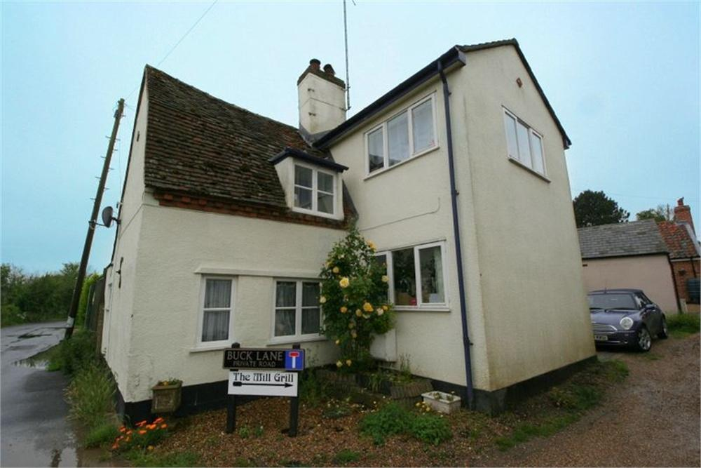 2 Bedrooms Cottage House for sale in The Street, Ramsey, HARWICH, Essex