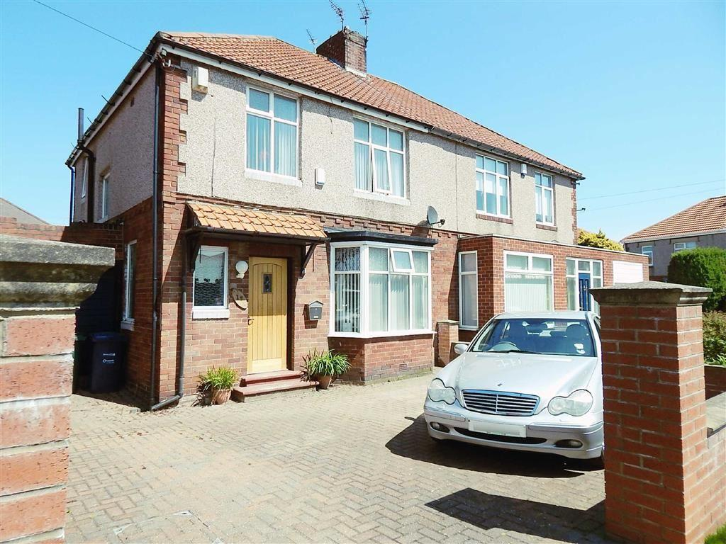 3 Bedrooms Semi Detached House for sale in Southmoor Road, Walkergate, Newcastle Upon Tyne, NE6