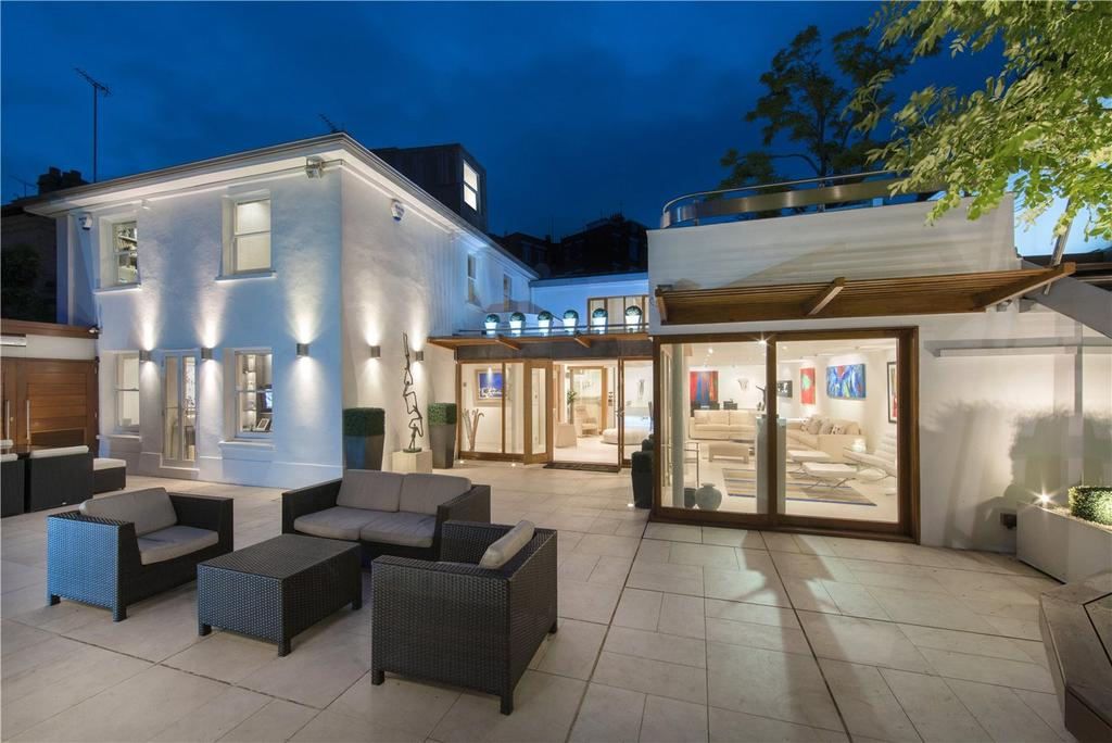 5 Bedrooms Detached House for sale in Elm Tree Road, St John's Wood, London, NW8