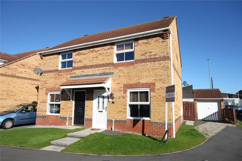 2 bedroom semi-detached house to rent - Harrier Close, Thornaby