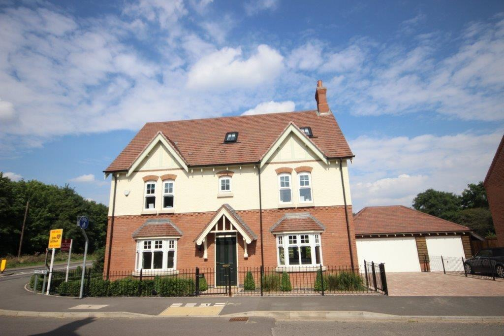 5 Bedrooms Detached House for sale in Ravenstone Road, Ibstock