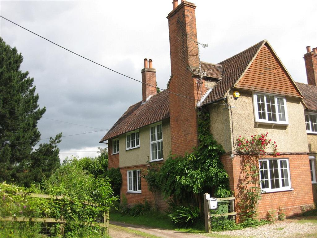 3 Bedrooms Semi Detached House for rent in Marlston, Hermitage, Berkshire, RG18