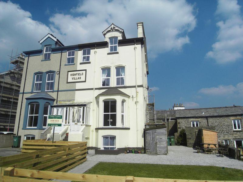 5 Bedrooms Semi Detached House for sale in 1 Highfield Villas, Sedbergh, LA10 5DF