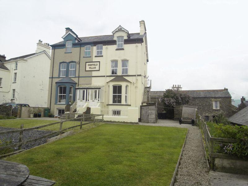 5 Bedrooms Semi Detached House for sale in 1 Highfield Villas, Sedbergh