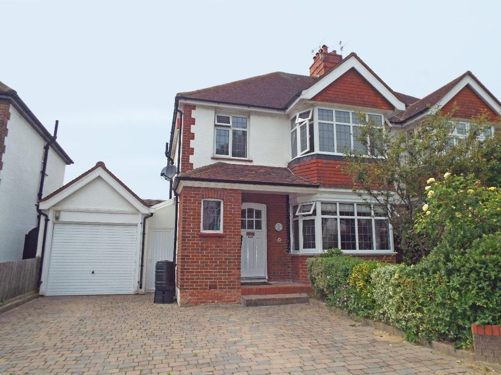 4 Bedrooms Semi Detached House for sale in Park Avenue Hove East Sussex BN3