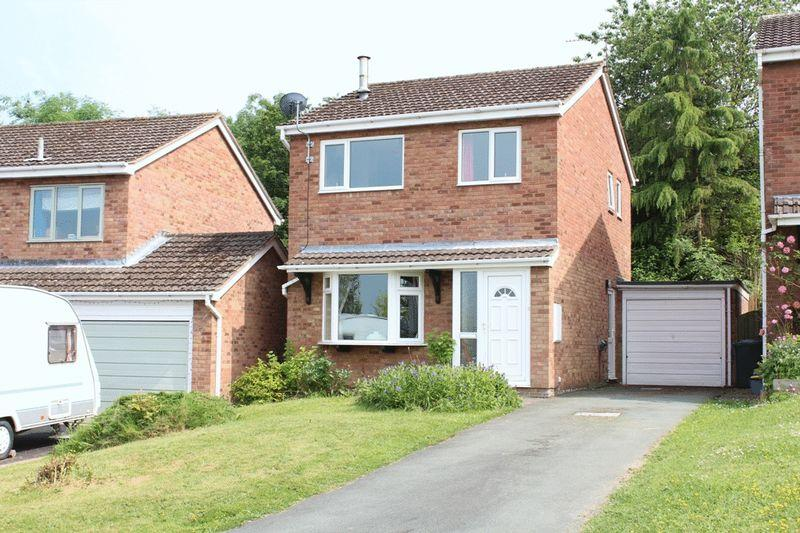 3 Bedrooms Detached House for sale in Severn Way, Cressage, Shrewsbury, SY5 6DS