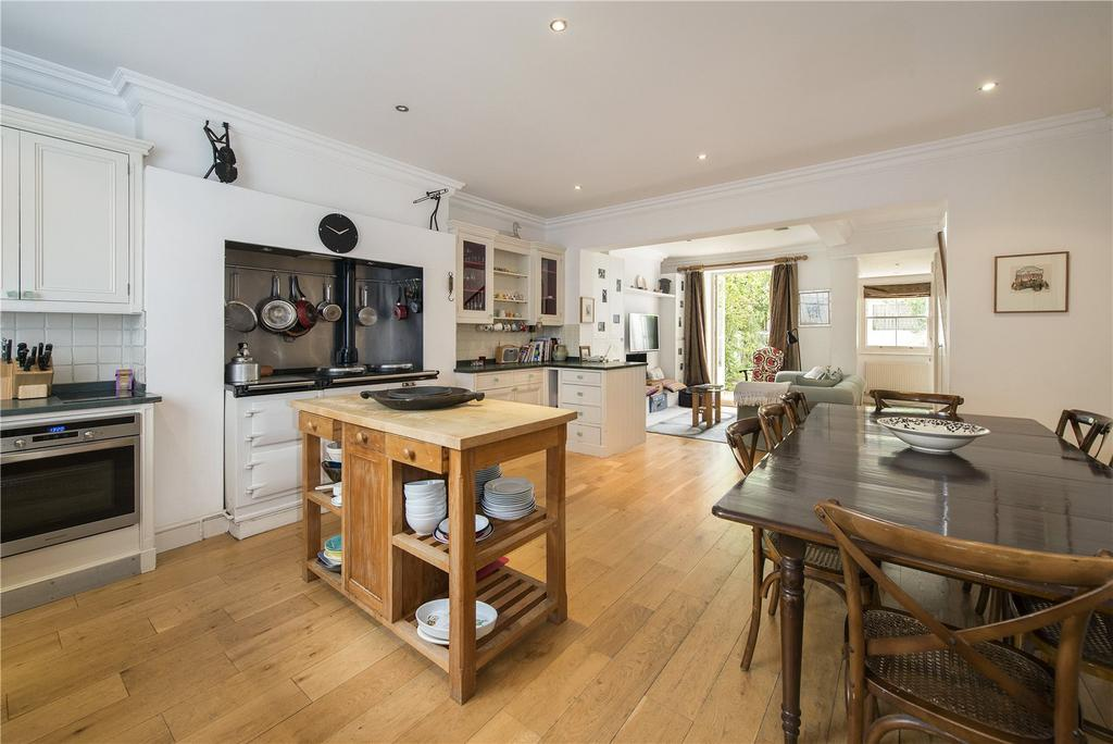 5 Bedrooms Terraced House for sale in Alexander Street, Notting Hill, London, W2