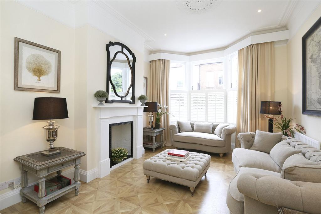 5 Bedrooms Terraced House for sale in Hurlingham Road, Fulham, London, SW6