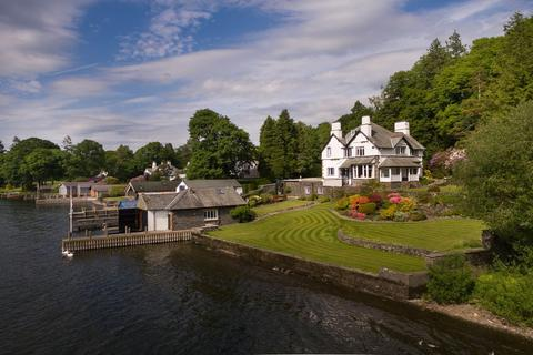5 bedroom detached house for sale - Storrs Holme, Storrs Park, Bowness On Windermere, Cumbria, LA23 3JG
