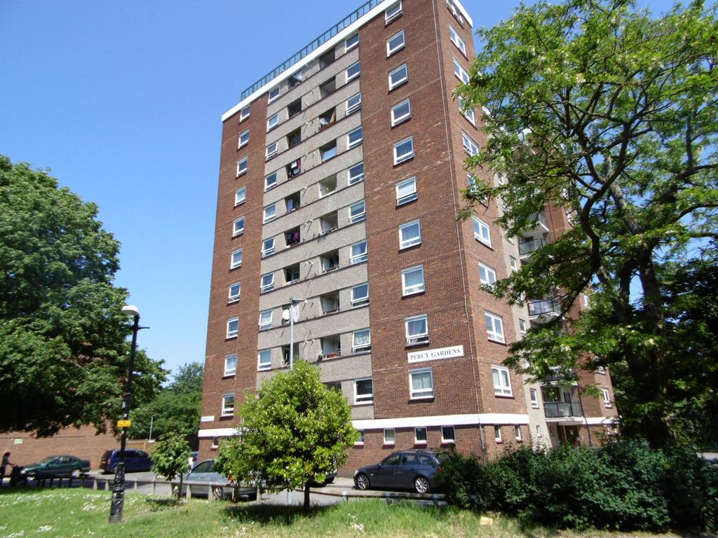 2 Bedrooms Flat for sale in Percy Gardens, Isleworth