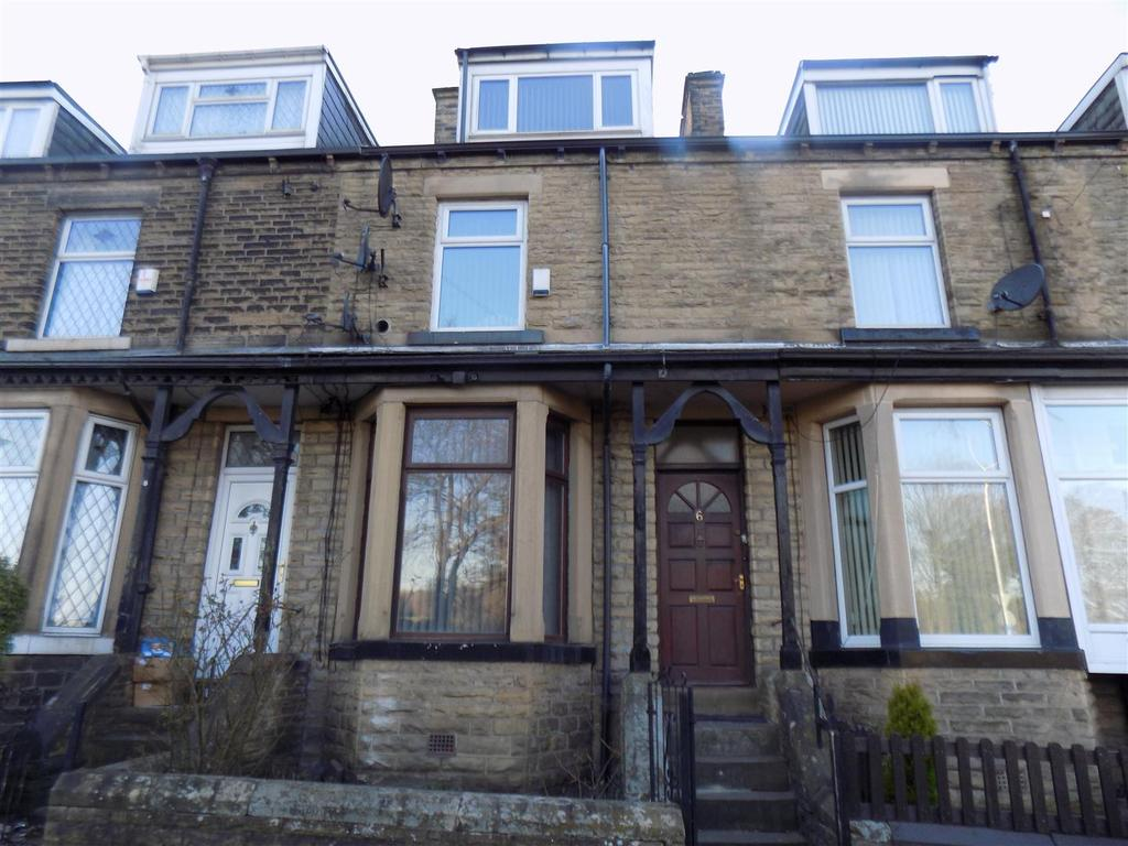 4 Bedrooms Terraced House for sale in Avenue Road, West Bowling, Bradford, BD5 8DB