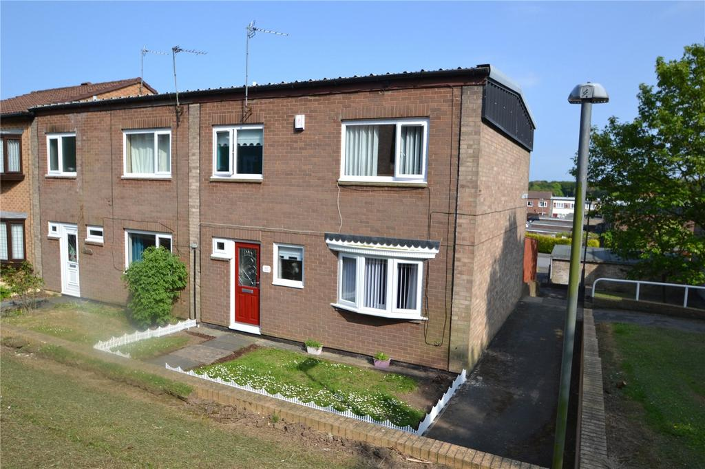 3 Bedrooms Semi Detached House for sale in Hatfield Place, Peterlee, Co Durham, SR8