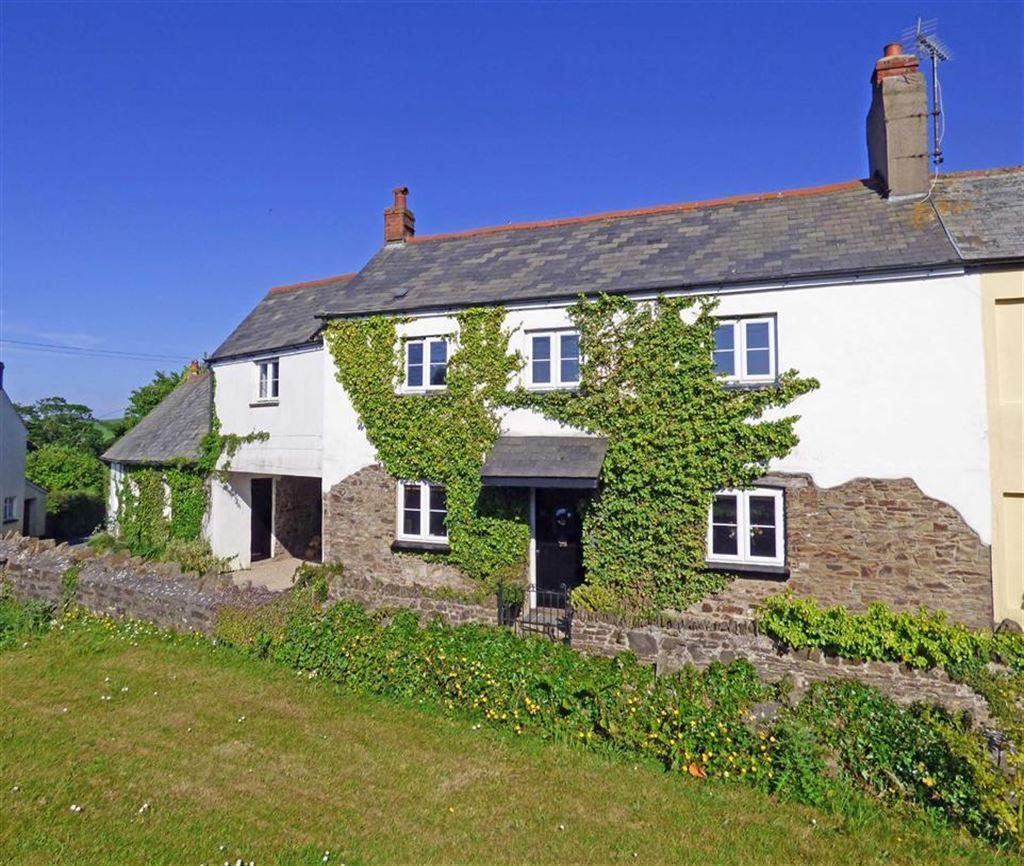6 Bedrooms Semi Detached House for sale in Eastleigh, Eastleigh, Bideford, Devon, EX39
