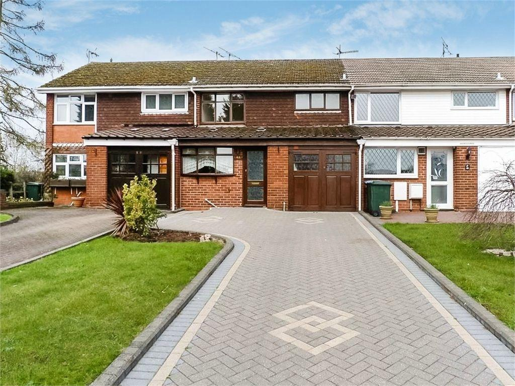 3 Bedrooms Terraced House for sale in Bexfield Close, Allesley, COVENTRY, West Midlands