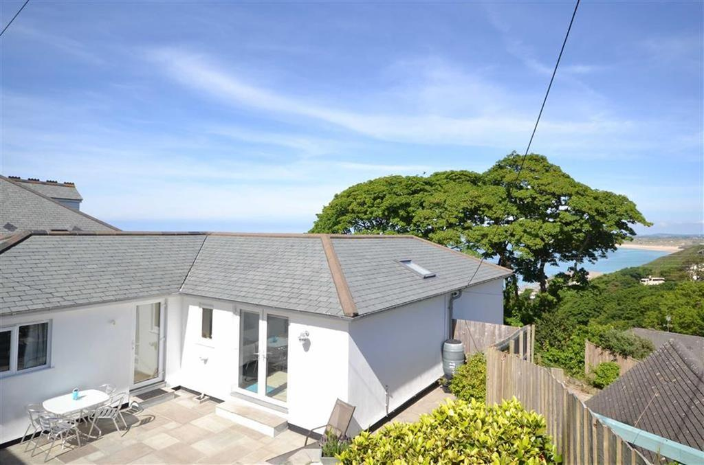 3 Bedrooms Detached House for sale in Parc Owles, Carbis Bay, St Ives, Cornwall, TR26