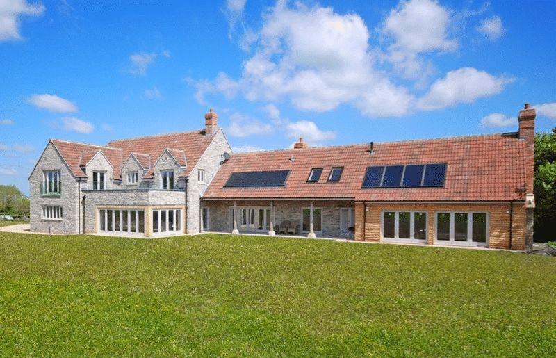 6 Bedrooms Detached House for sale in BUTLEIGH - Between Glastonbury Castle Cary
