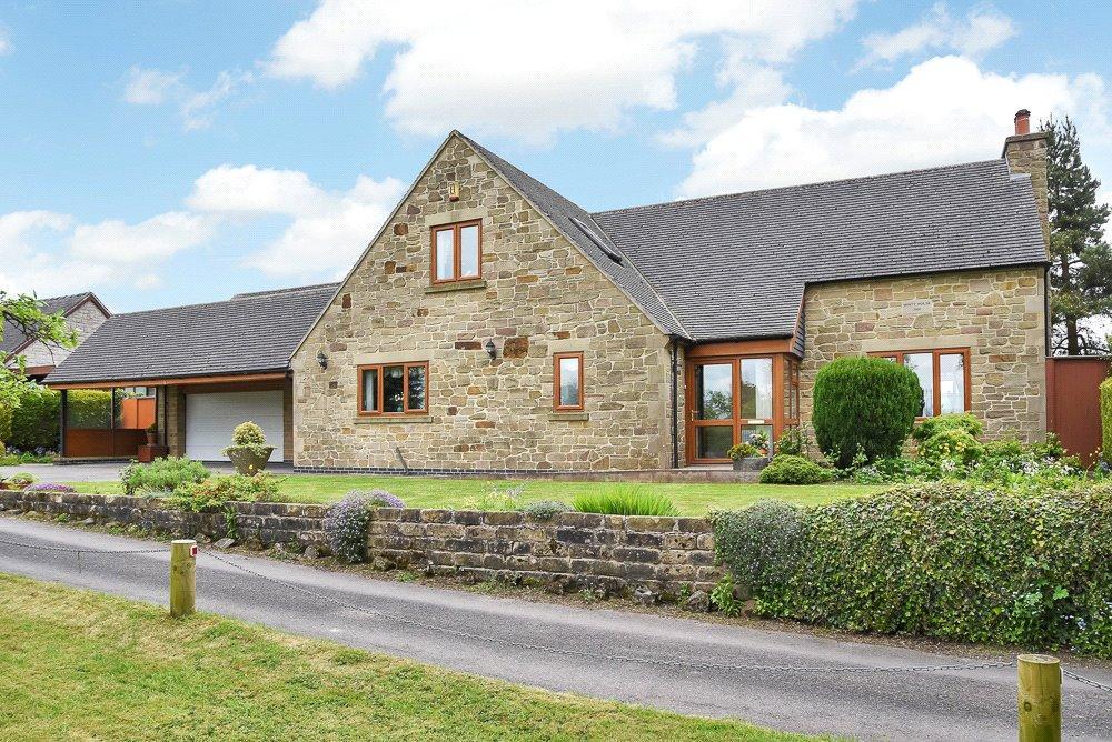 4 Bedrooms Detached House for sale in Kniveton, Ashbourne, Derbyshire