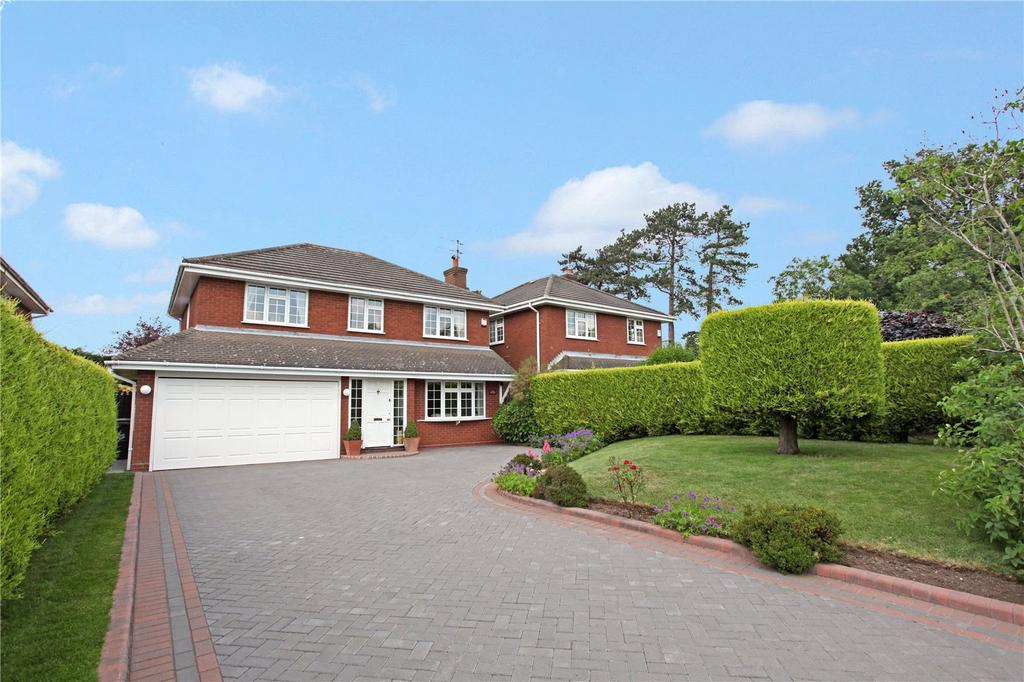 4 Bedrooms Detached House for sale in Claines, Worcester, Worcestershire