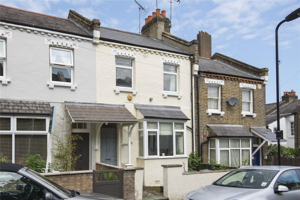 2 Bedrooms Terraced House for sale in Bakers Hill, Clapton, London, E5