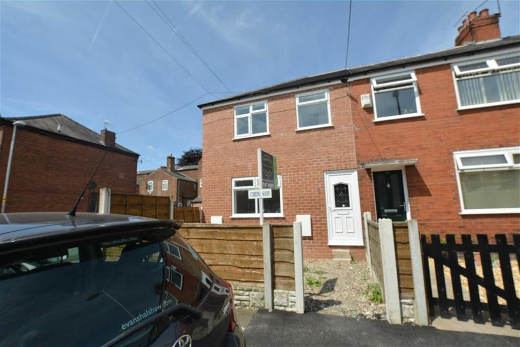 3 Bedrooms End Of Terrace House for sale in Harrison Street, Eccles