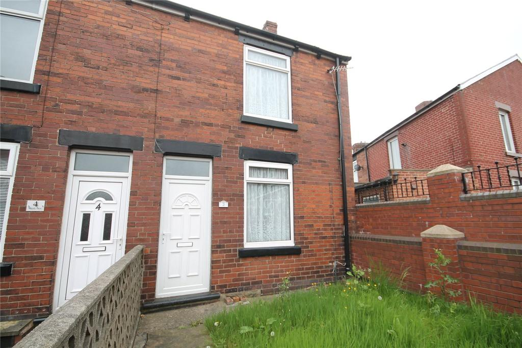3 Bedrooms End Of Terrace House for sale in West Avenue, Royston, Barnsley, S71