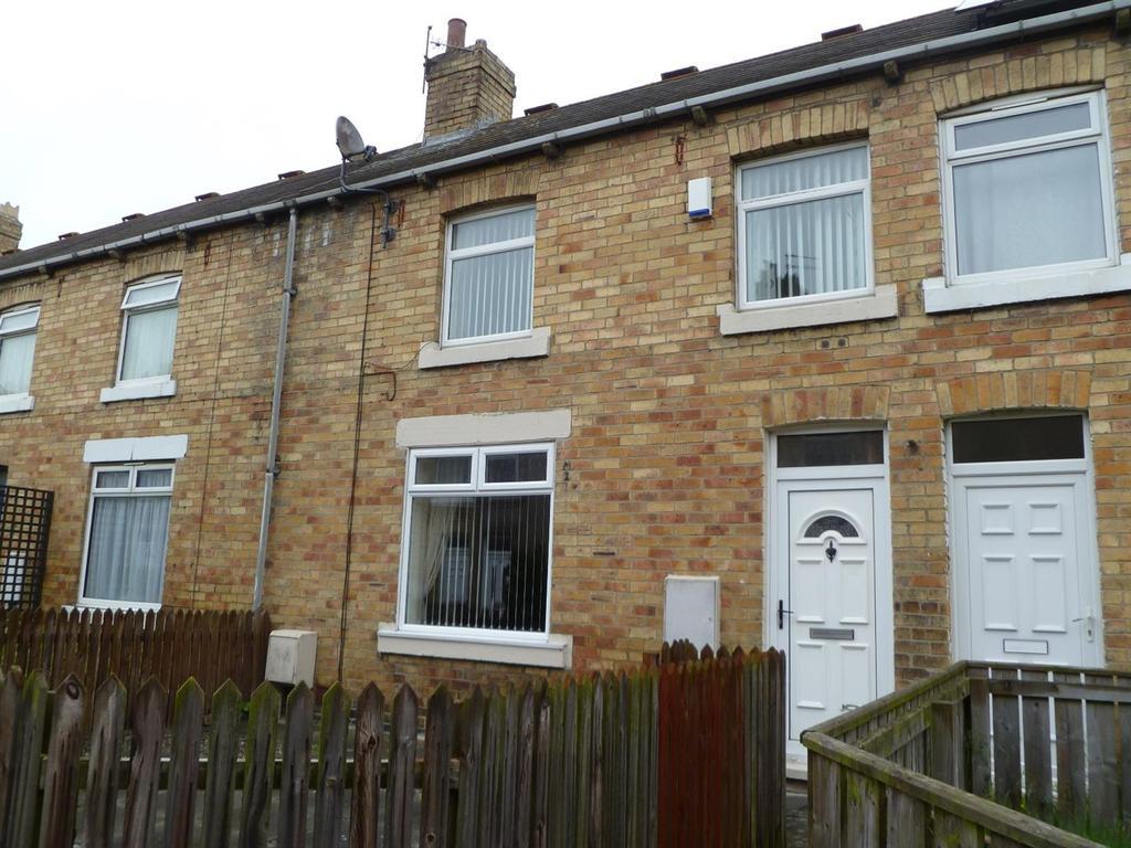 2 Bedrooms Terraced House for sale in Ariel Street, Ashington
