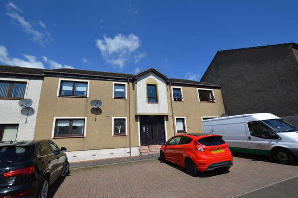 2 Bedrooms Flat for sale in Flat A, 5 West End, Dalry, KA24 5DU